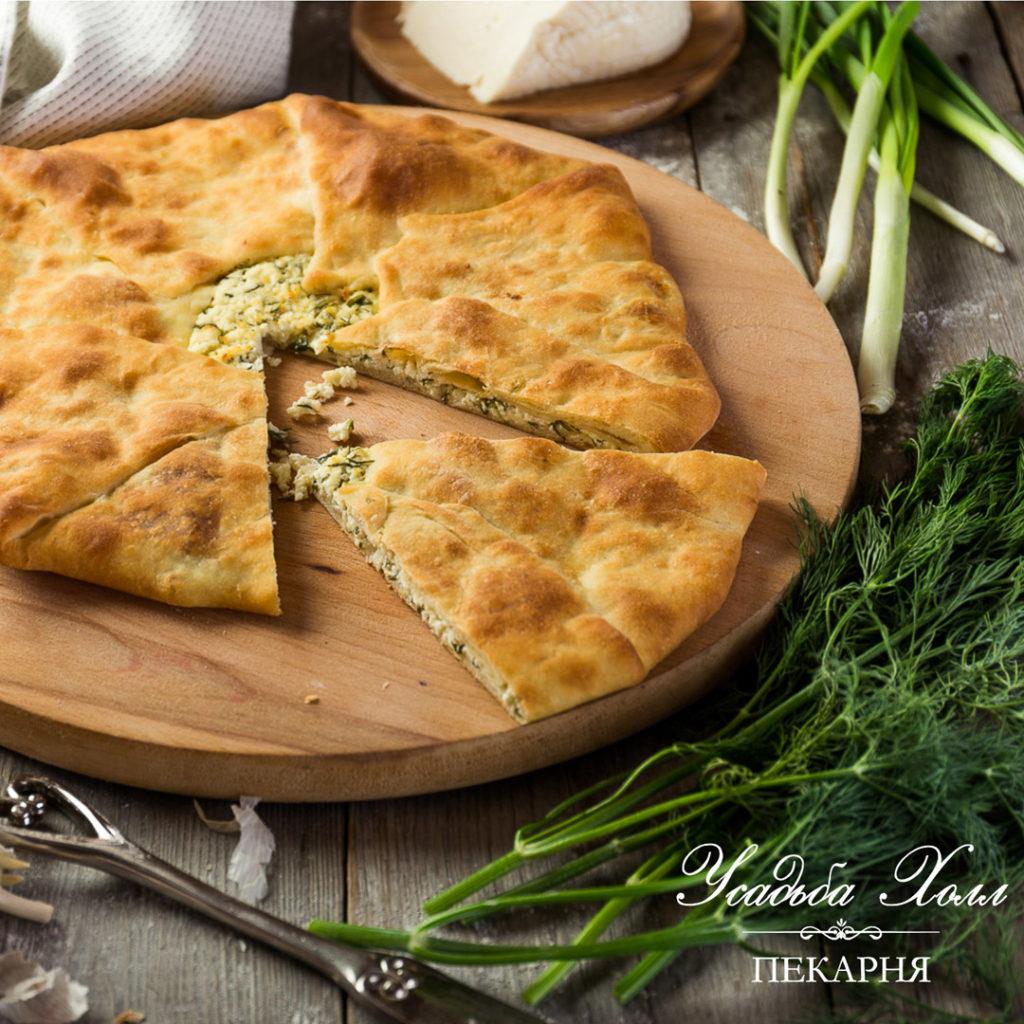 осетинский с брынзой