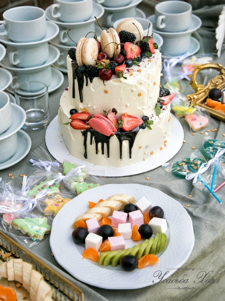 торт на выпускной из детского сада Красноярск
