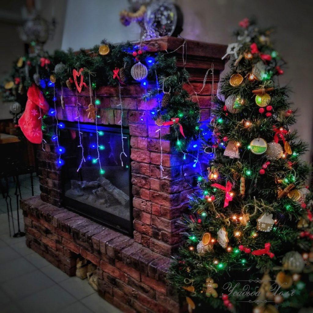 новогодний банкет красноярск
